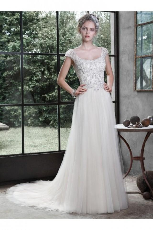 wedding photo - Maggie Sottero Bridal Gown Caitlyn 5MD611