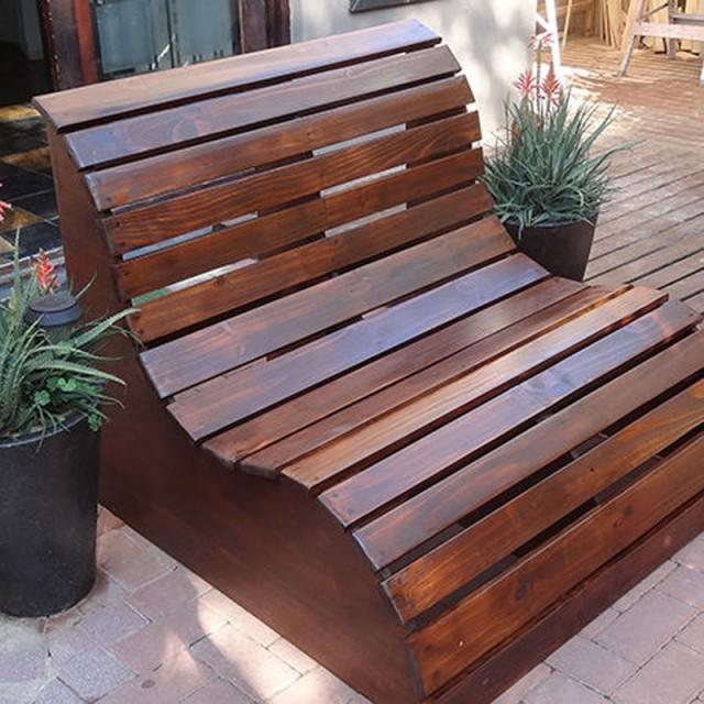 Terrific How To Make Slatted Garden Bench Diy Crafts Handimania Gmtry Best Dining Table And Chair Ideas Images Gmtryco