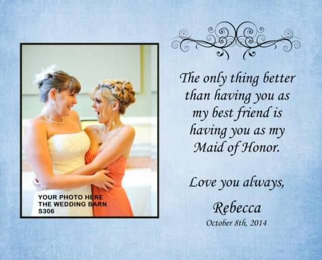 Wedding Gift To Sister : Sisters Wedding Gift, Maid Of Honor Gift, Matron Of Honor Gift ...