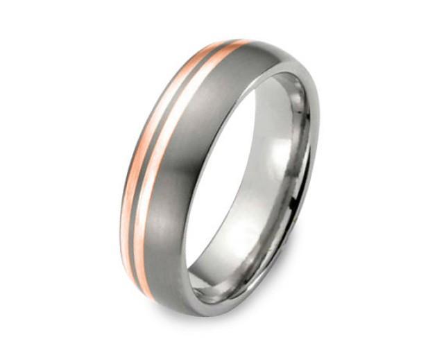 Groom Ring Titanium