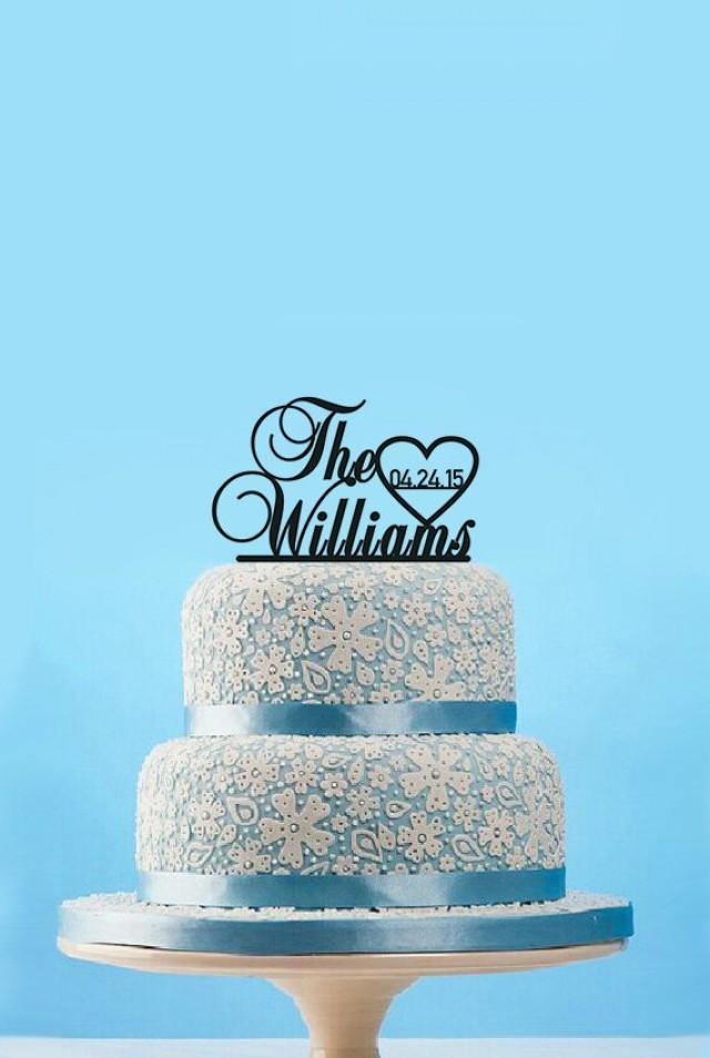 Ers Wedding Cake Topper