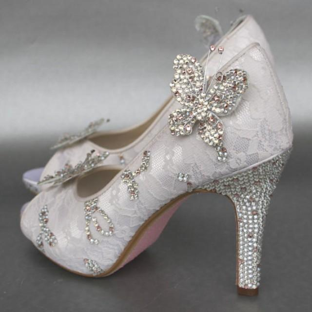 Design Your Own Wedding Shoes -- Pricing Varies By Design -- Send ...