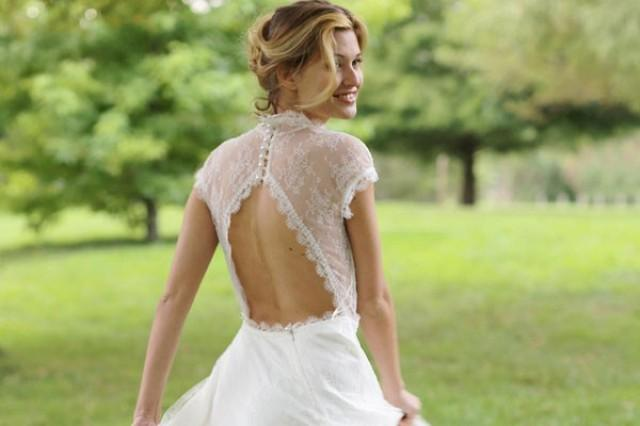 Simple summer wedding dresses weddbook junglespirit Choice Image