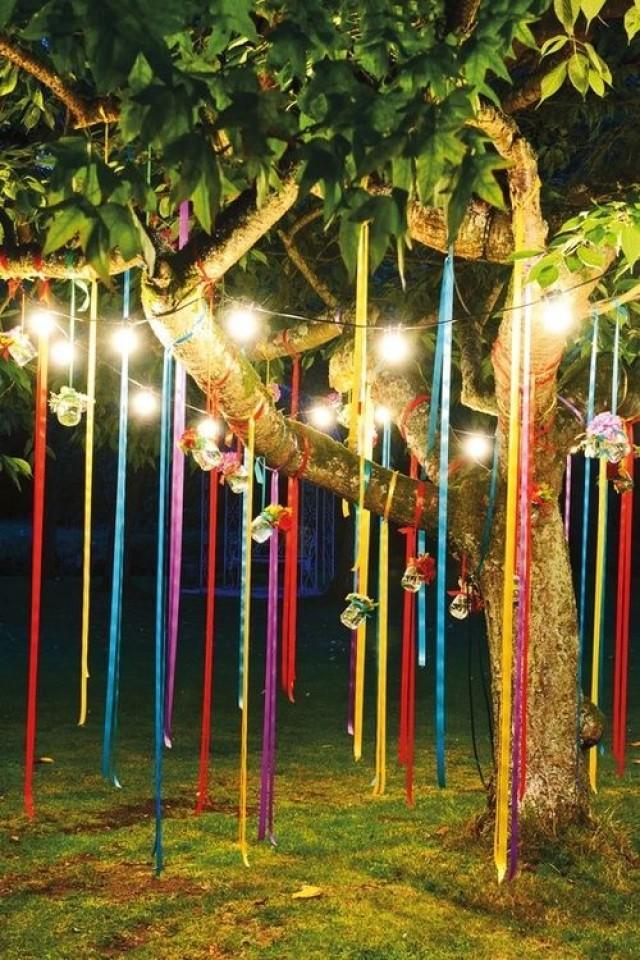 Fun Backyard Party Ideas : Dekor  Fun Outdoor Birthday Party D?cor Ideas #2308015  Weddbook