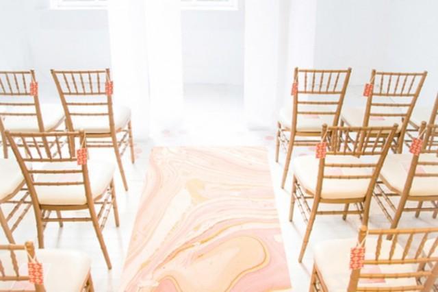 Aisle Runner Ideas For Your Wedding Ceremony - Weddbook