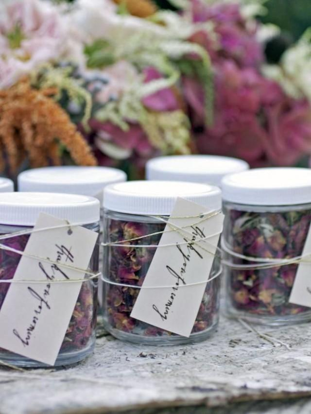 Wedding Gift For Guest Diy : Food & Favor - DIY Wedding Favors #2313769 - Weddbook