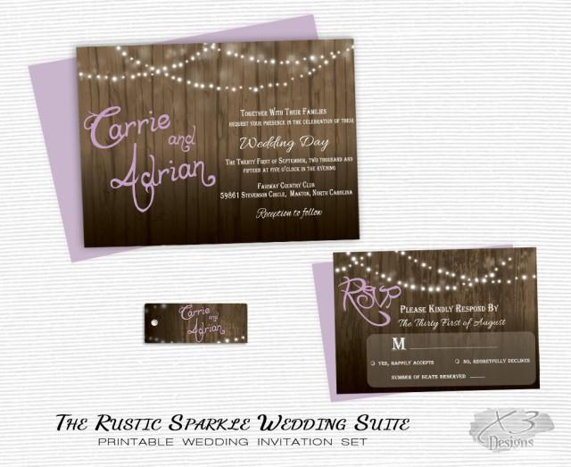 backyard country wedding invitations - new wedding, Wedding invitations