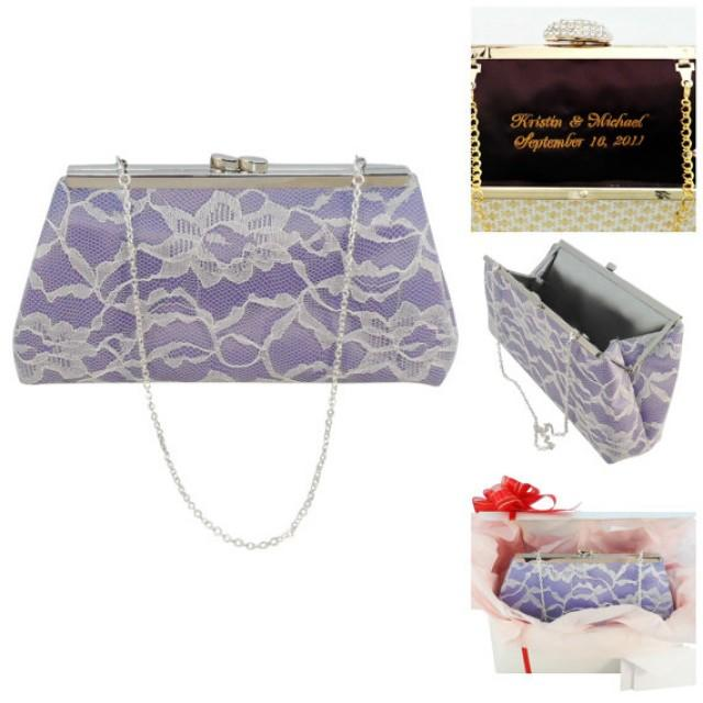 Wedding Gifts For The Bride From Her Mother : ... Wedding Clutch, Mother Of The Bride Gift, Bridal Shower Gift Gifts For