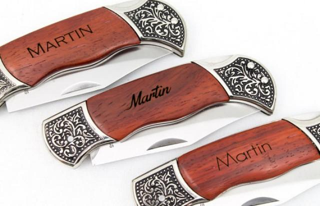 Wedding Party Gifts Knives : ... Knife, Personalized Wedding Favor, Wedding Party Gift #2317887