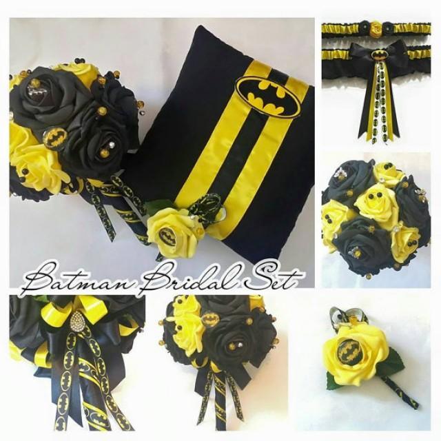 Wedding Ideas - Batman - Weddbook
