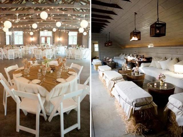 Wedding theme fall rustic wedding ideas 2319514 weddbook for Deco table champetre chic