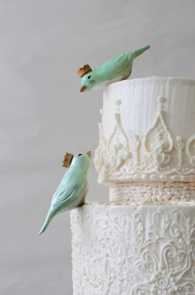 wedding photo - ***Wedding Cakes And Flowers***