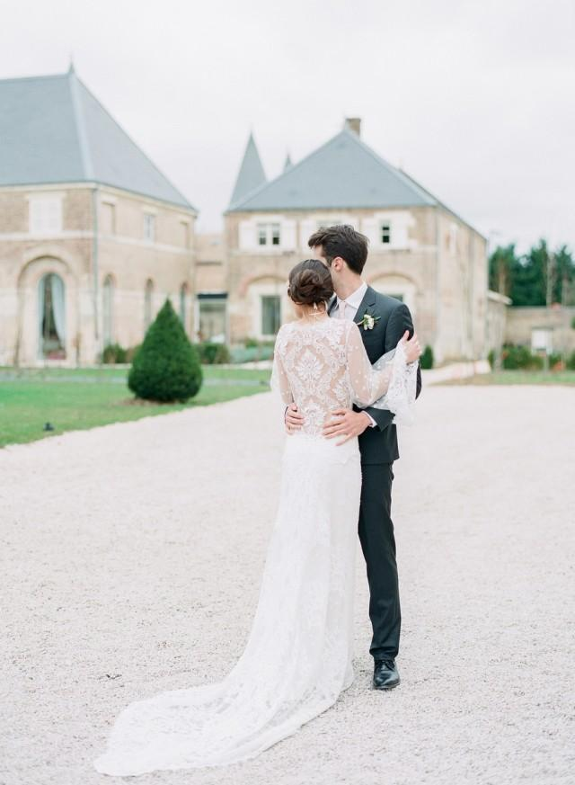 wedding photo - Romantic Wedding Inspiration in France