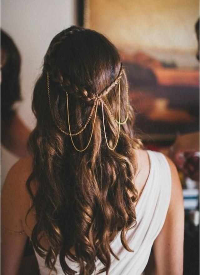 wedding photo - Vintage hairstyle!