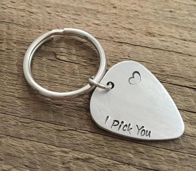 i pick you keychaingroomsmen personalized keychain