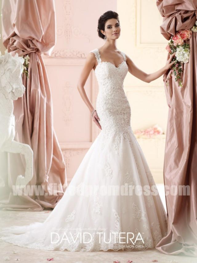 Trumpet Style Wedding Dresses Lace : Style maggie lace trumpet wedding dresses weddbook