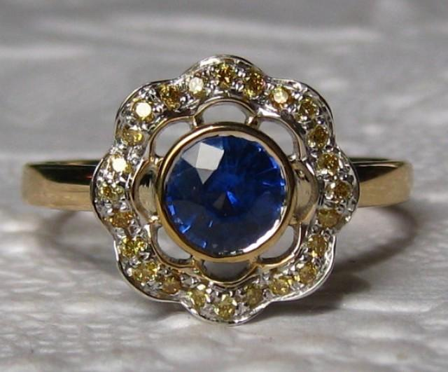Blue Sapphire Engagement Ring, Cornflower Blue Ceylon. Stunning Diamond Wedding Rings. 1 Carat Engagement Rings. Nag Rings. Magnificent Engagement Rings. Wedding Shoe Wedding Rings. Sci Fi Wedding Rings. Cost Engagement Rings. Rough Rings