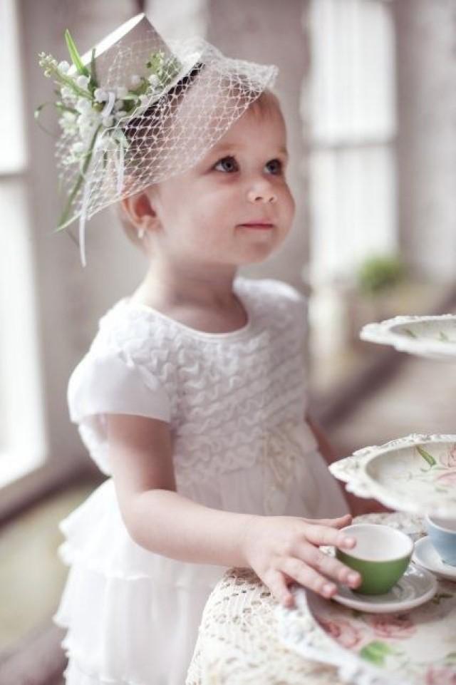 Шляпки своими руками для детей фото