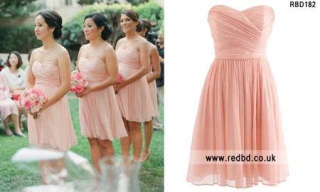 wedding photo - Four Basic Rules of Choosing Bridesmaid Dresses