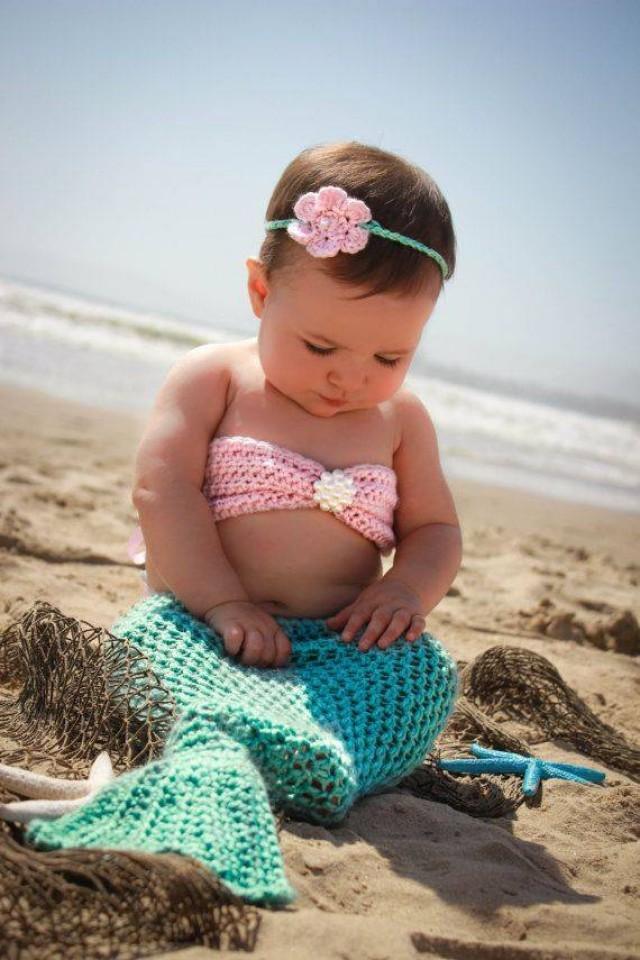 wedding photo - Little mermaid!