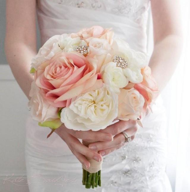 Свадебные букеты работа