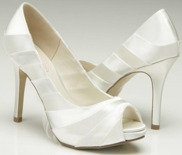 peep toe shoes 4 weddbook