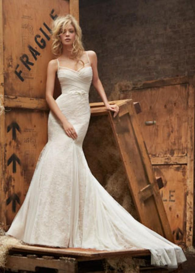 wedding photo - Bridal Gown 2015 Hayley Paige Style HP6404
