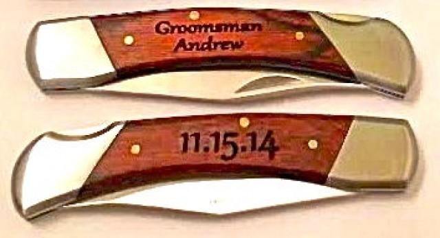 Giving Knives As A Wedding Gift : Gift Engraved Pocket Knife.Personalized Pocket Knife/Wedding Gifts ...