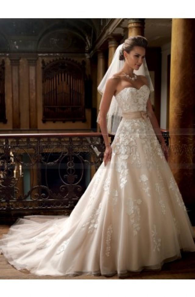 david tutera for mon cheri 213247hillary wedding dress