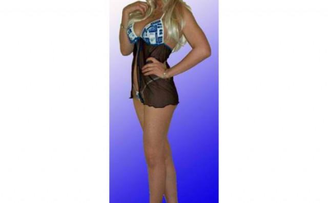 04ed6eb91d6 NCAA Duke Blue Devils Lingerie Negligee Babydoll Sexy Teddy Set with Matching  G-String Thong Panty