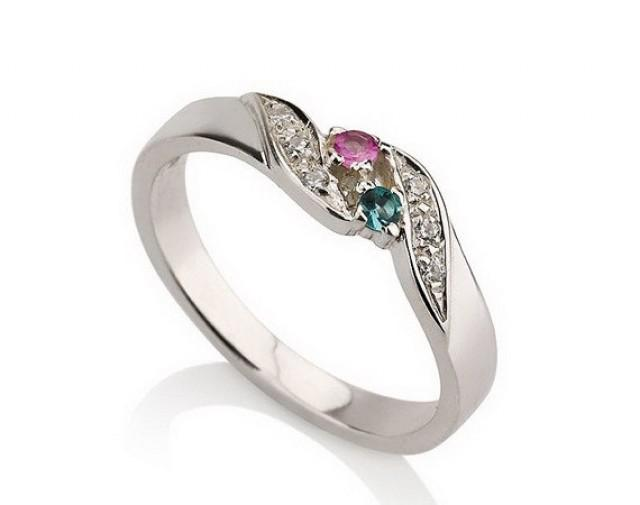 promise ring engagement promise ring 925 sterling silver