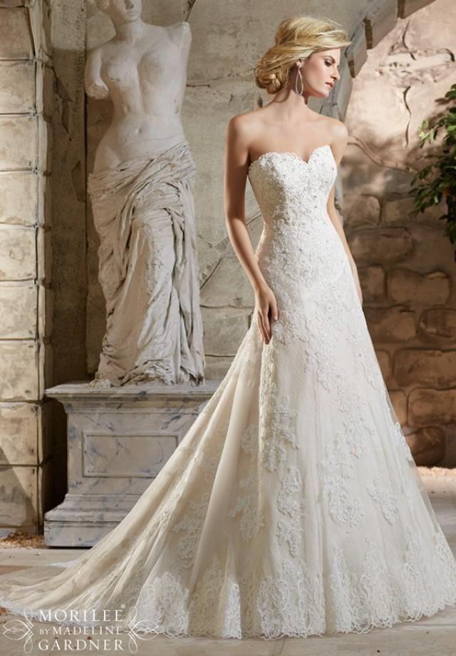 Mori lee by madeline gardner 2015 wedding dresses 2340951 for Madeline gardner mori lee wedding dress