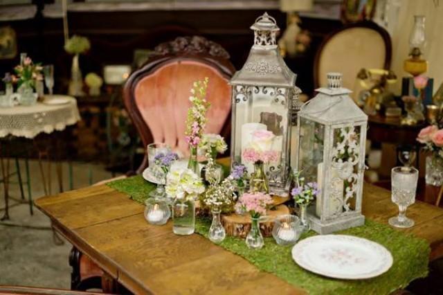 15 wedding centerpiece ideas for the most popular themes weddbook junglespirit Gallery