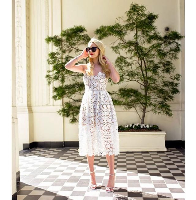 872515662313 Neiman Marcus Blog   Self Portrait Lace Dresses - Weddbook