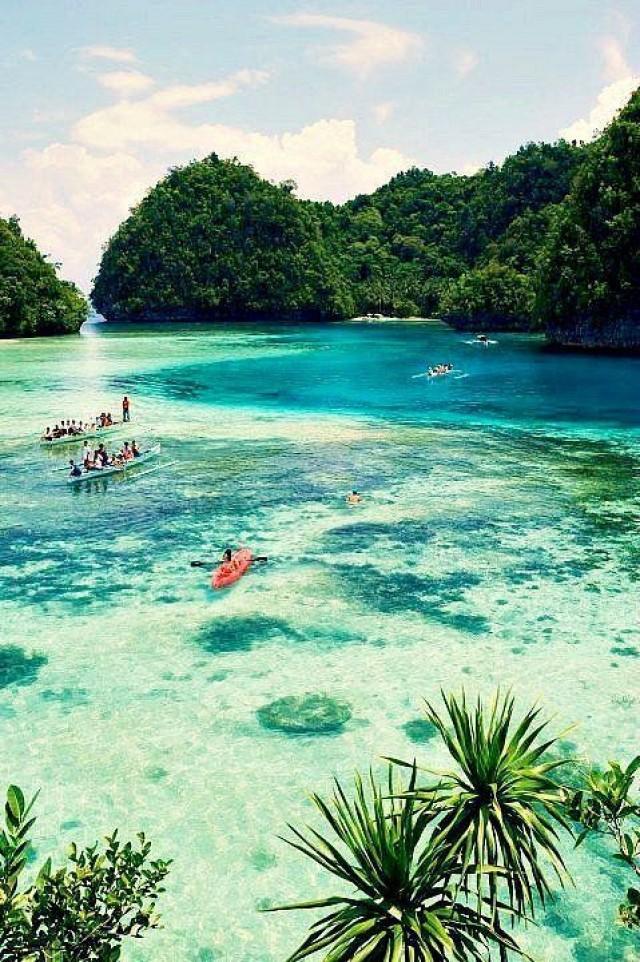 Flower Island Beach Resort Philippines