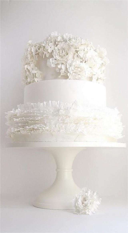 10 Unexpectedly Gorgeous Maggie Austin Wedding Cakes To Inspire