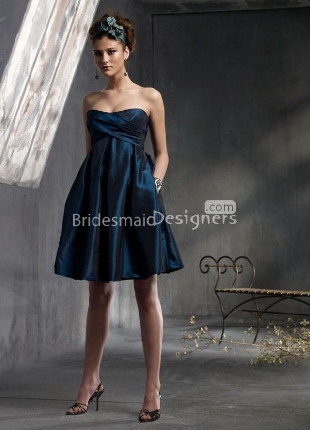 wedding photo - Silk Taffeta Bridesmaid Dresses, BridesmaidDesigners