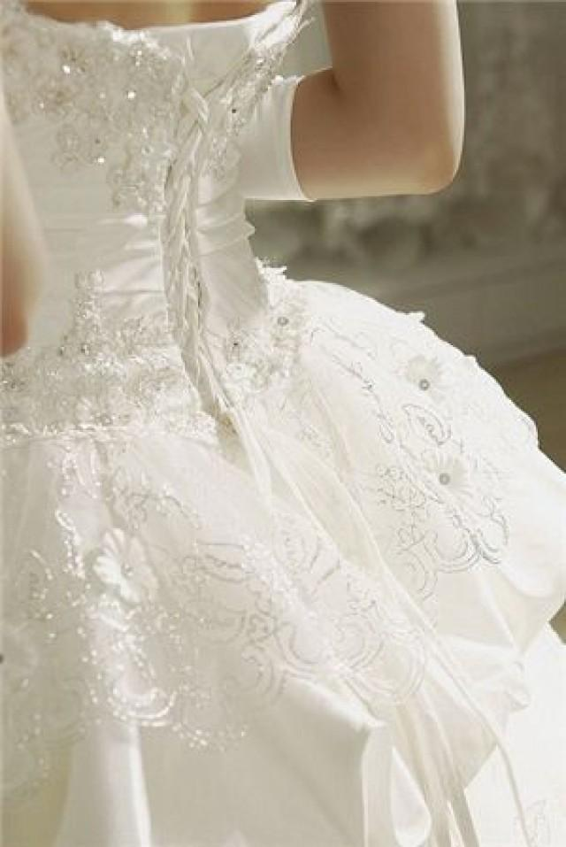 Strapless wedding dresses page 3 for Dream prom com wedding dresses
