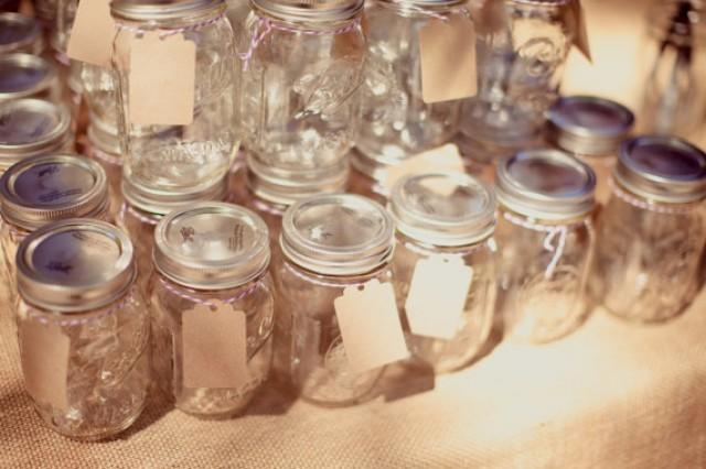 wedding photo - Drink Tags with Bakers Twine