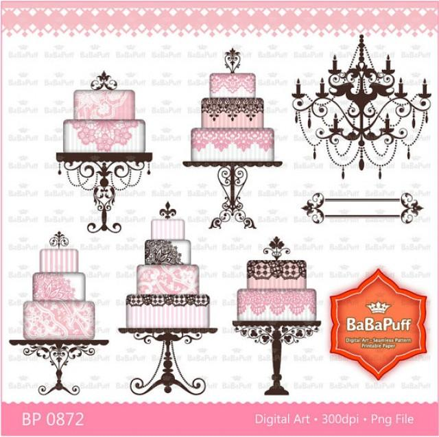 Etsy Chandelier Cake Stand