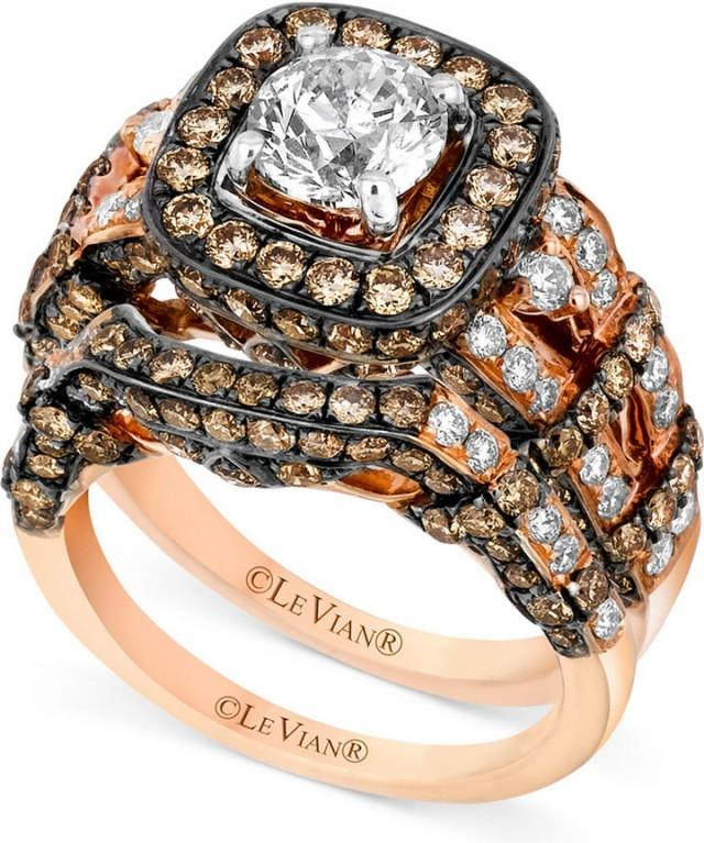 Similiar Black And White Diamond Ring Le Vian Keywords