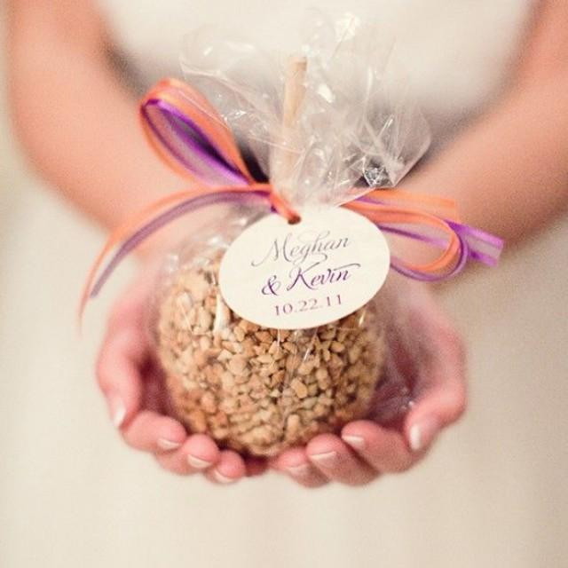 Caramel wedding