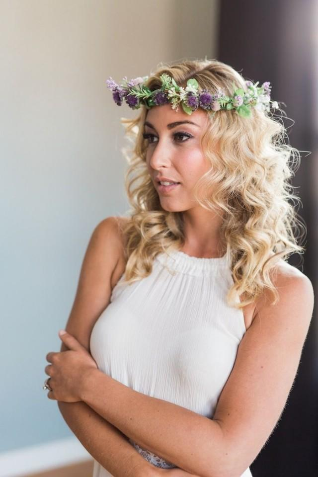 Romantic Wedding Hairstyles For Medium Length Hair