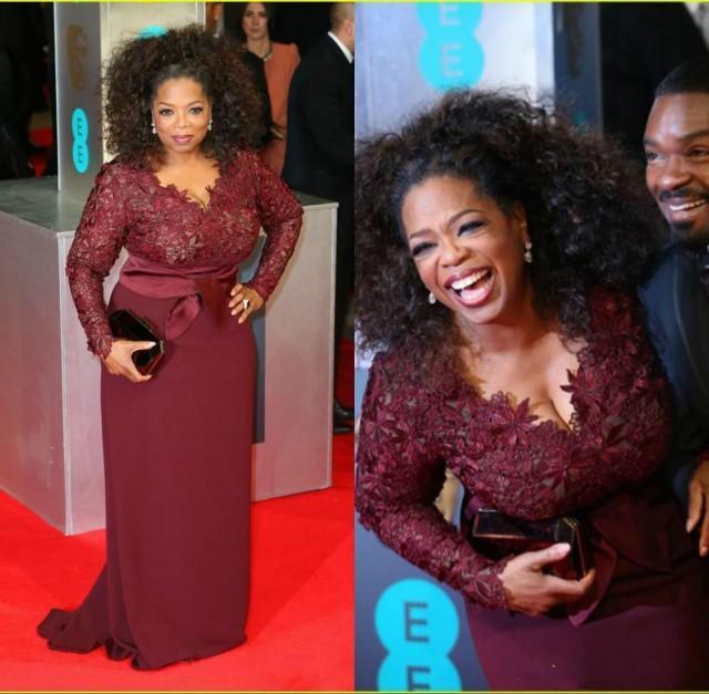 What Size Shoe Does Oprah Wear