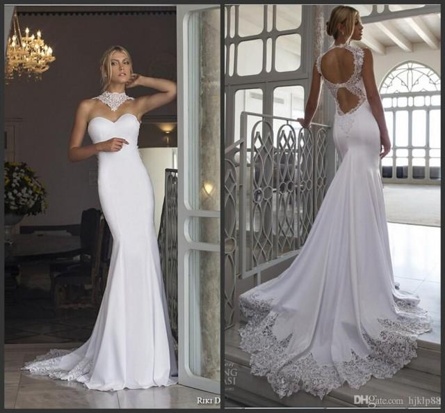 Fustane Nusesh !! - Faqe 28 New-style-riki-dalal-wedding-dresses-2016-sexy-mermaid-garden-bodice-fitted-hollow-back-chapel-train-lace-bridal-gowns-vestidos-de-noiva-online-with-12639piece-on-hjklp88s-store-dhgatecom