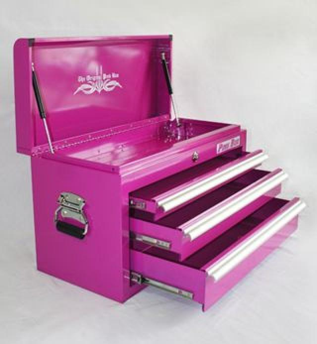 The Original Pink Box Bench Top Toolboxes #2364107 - Weddbook