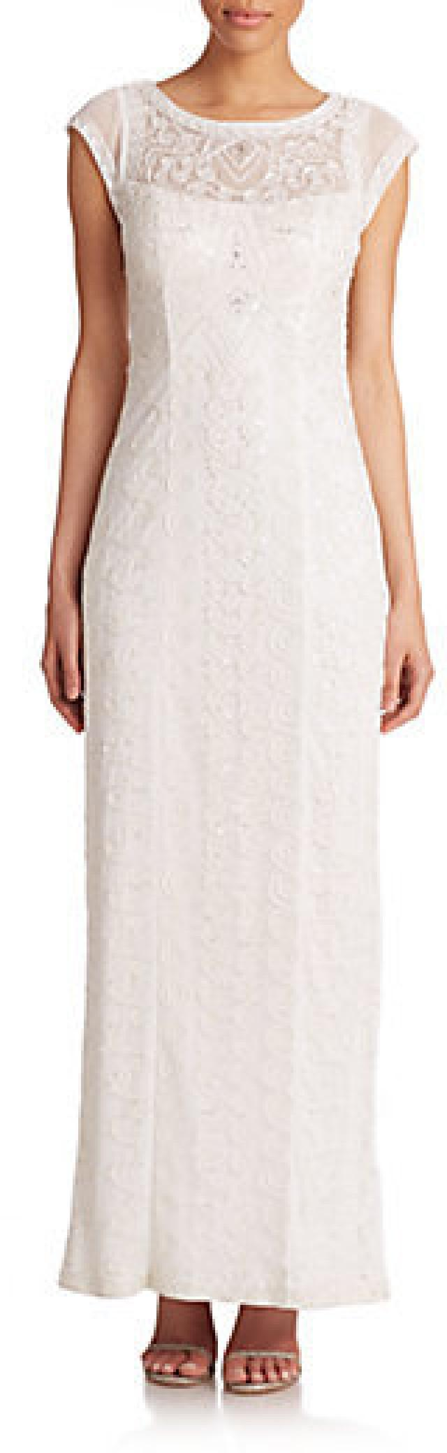 Sue wong embroidered cap sleeve gown 2364655 weddbook for Sue wong robes de mariage