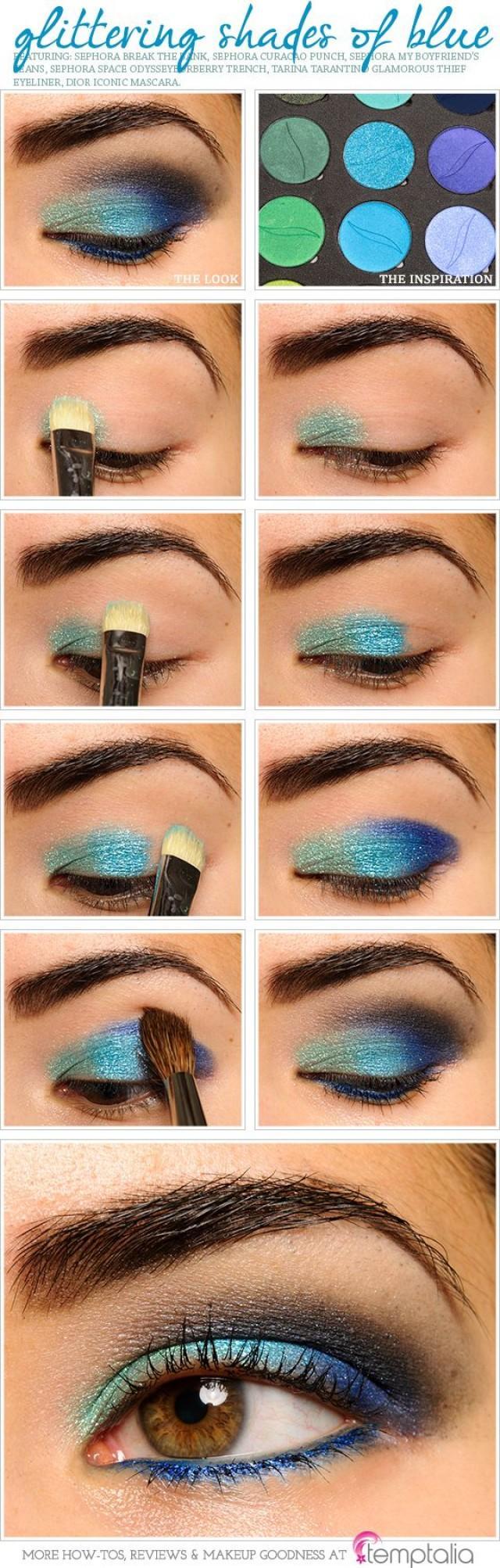 Best Wedding Makeup Sephora : Sephora Break The Bank (11) Eyeshadow Review, Photos ...