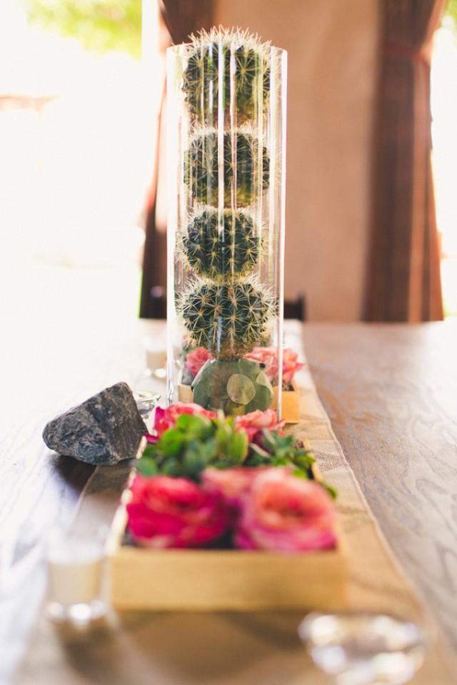 6eddb76eccfc Cactus Wedding Centerpieces - Weddbook