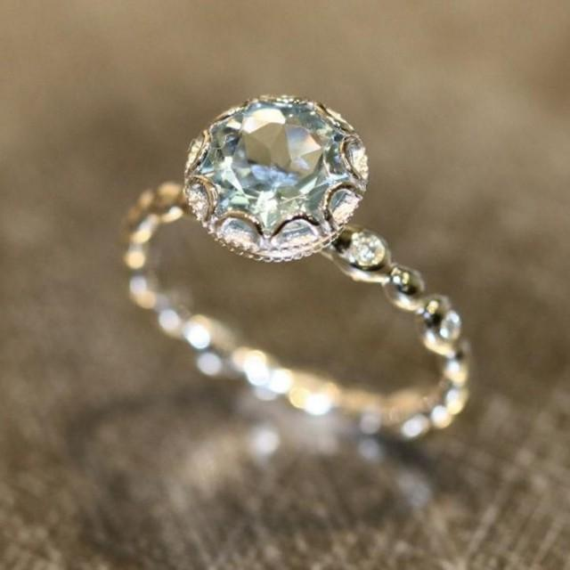 Jewelry 24 Under $1 000 Engagement Rings Weddbook